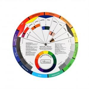 Míchací kolo barev - 23,5cm