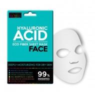 Hloubkově hydratační pleťová maska / acid