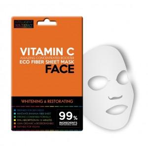 Textilní pleťová maska...
