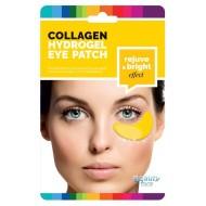 Kolagenové hydrogelové masky pod očí pro omlazující a rozjasňující efekt