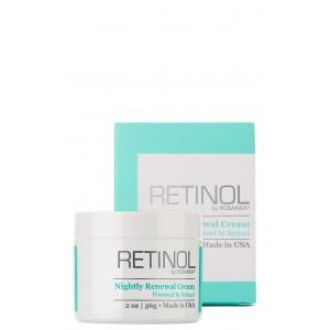 Noční obnovující krém Retinol