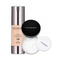 Sada - makeup + pudr Bodyography