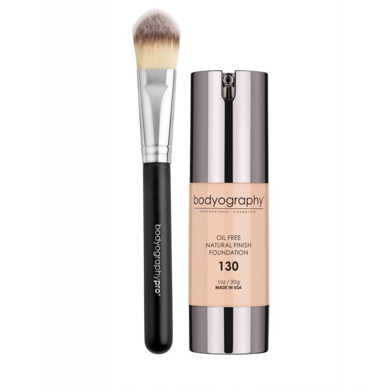 Sada - makeup + štětec 130