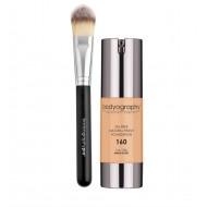 Sada - makeup + štětec 160