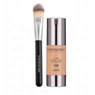 Sada - makeup + štětec 165