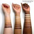 Krémový  make-up Silk Cream Bodyography