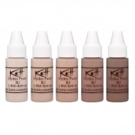 Hydro Proof Makeup Kett Cosmetics 7ml - Ruby