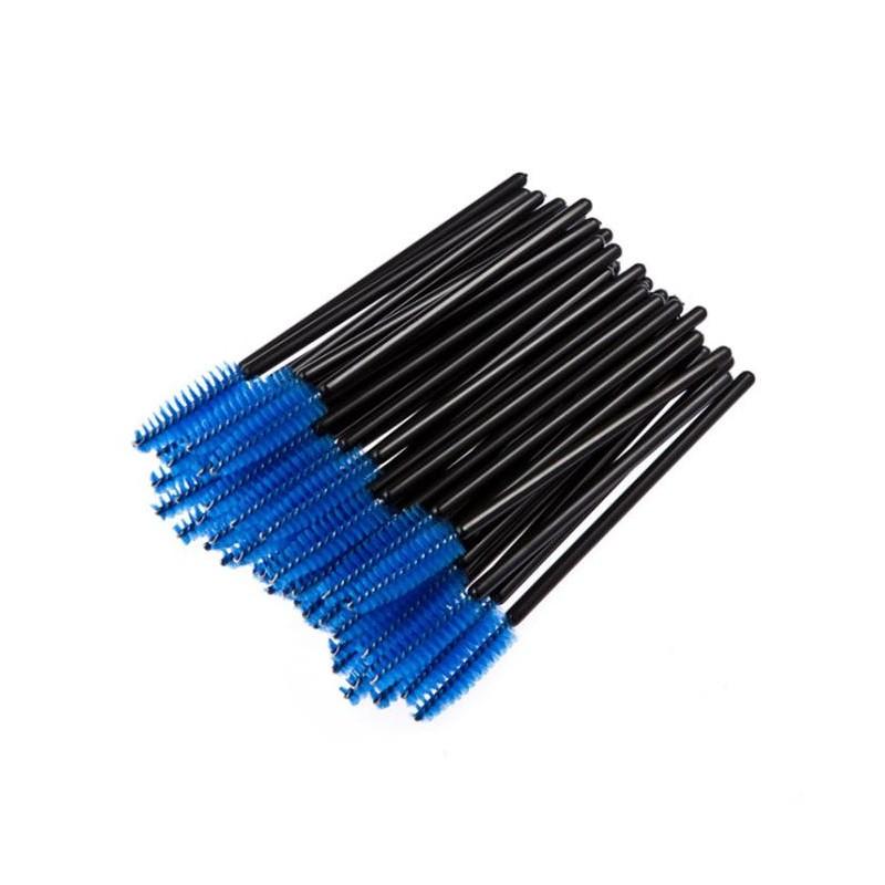 Jednorázové aplikátory na řasenku (modré) -10ks