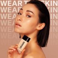 Hydratační makeup s rozjasňujícím efektem Mesauda The Skin