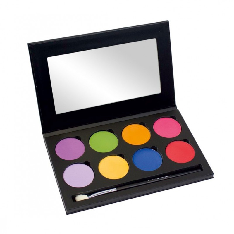 Paleta čistých pigmentů