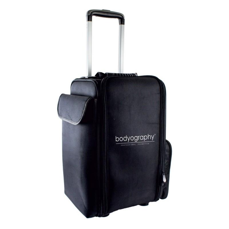 Vizážistický kufr na kolečkách Bodyography Pro