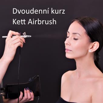 Dvoudenní kurz Kett Airbrush