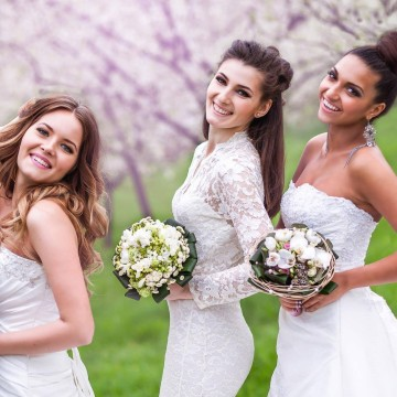Workshop svatebního líčení od Eleny Bassarab
