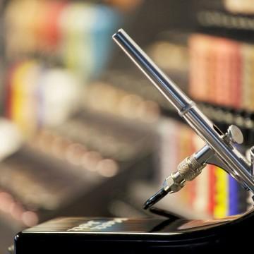 Seznámení s Kett Cosmetics a Airbrush líčením